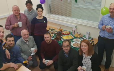 Macmillian Staff Coffee Morning