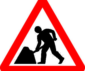 Construction Work on A6 Glenshane Road