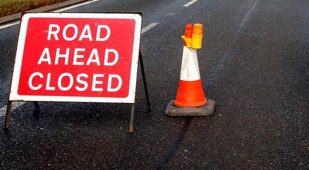 The Altagarron and Crock Na Brock Road will close to all road users until Autumn 2019